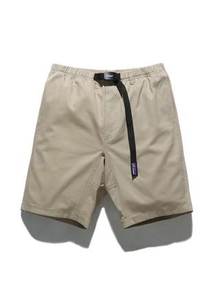 Fluke 11Inch Long Strap Shorts FSP017C101 (BEIGE)