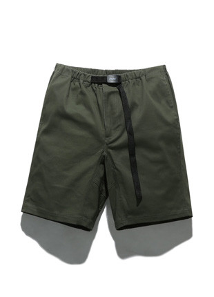 Fluke 11Inch Long Strap Shorts FSP017C101 (KHAKI)