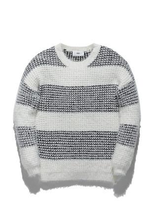 Nipseu loose fit Pullover Knit NNT016W2602