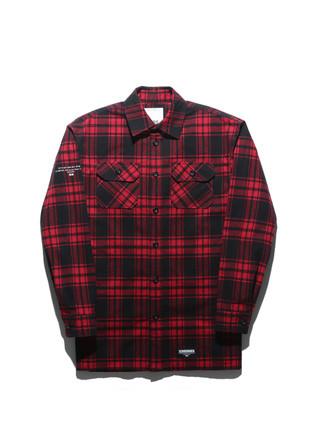 Nipseu Check Shirt NLS016C001