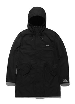 FROMATOB Premium Unisex Season Long Field Jacket - BYJ017C001BK