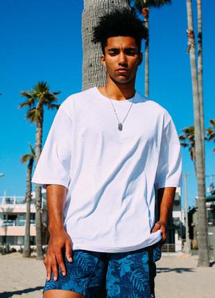 Fluke Standard overfit Short Sleeves T-shirt FOT017C001