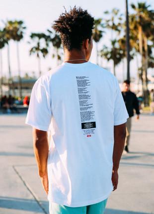 Fluke Backside Artwork Short Sleeves T-shirt FST017C118
