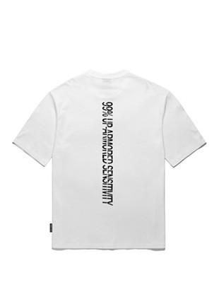 Promi E to Beben Sencity Beatty Short Sleeves T-shirt TOB17ST002WH