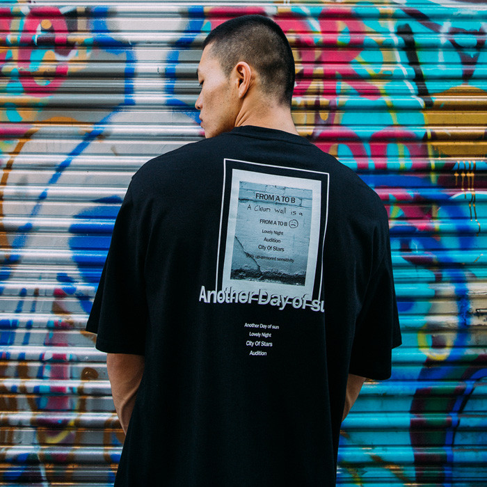 For Me To Another Another Day Of Sun Digital Short Sleeves T-shirt TOB17ST005BK