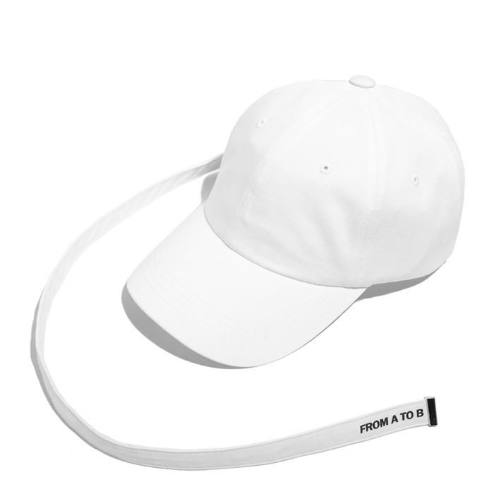 Forebee Tobii 28Inch Long Strap Ball Cap TOB17CP002WH