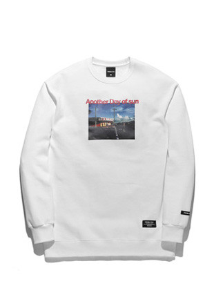 Another Day Of Sun sweatshirts TOB17MT304WH