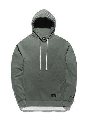 Forme To Tobi Pigment layered Hooded T-Shirt TOB17HT202KK