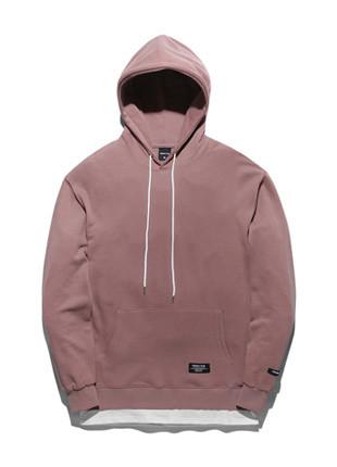 Forme To Tobi Pigment layered Hooded T-Shirt TOB17HT202PK