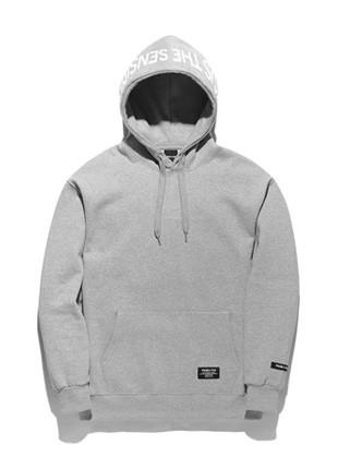 Promotee Tobi Cap Sensibility Hooded T-Shirt TOB17HT205GY