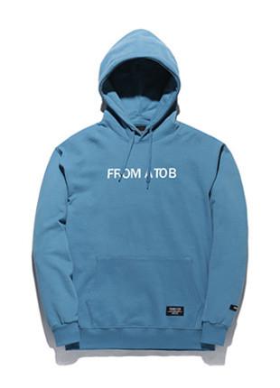 Basic logo Hooded T-Shirt TOB17HT207DB