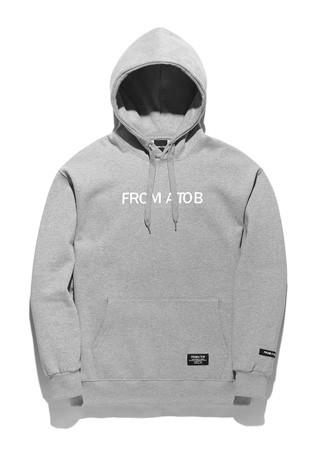 Basic logo Hooded T-Shirt TOB17HT207GY