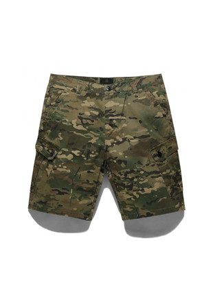 Prommee Tobi Military Camo Pleasure Short Pants TOB17SP501CM