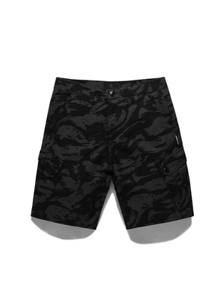 Promotee Tobii Military Camo Pleasure Short Pants TOB17SP502BK