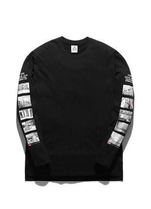 Fluke Gastown Long Sleeve T-shirt FLT017C500