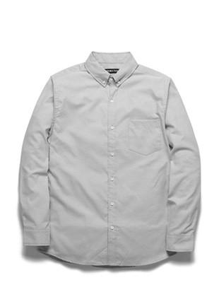 Forme To Bebee Bag Aizu Oxford Shirt TOB17ZLS506GY