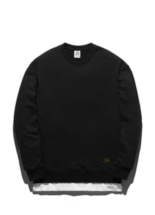 Fluke Standard layered sweatshirts FMT017C329