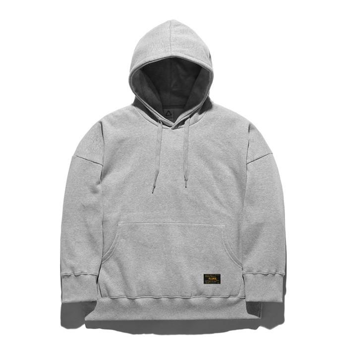 Fluke original overfit Hooded T-Shirt FHT018C202