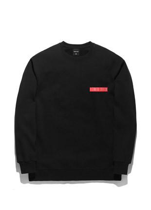 Forbee Tobikao sweatshirts TOB17MT340BK