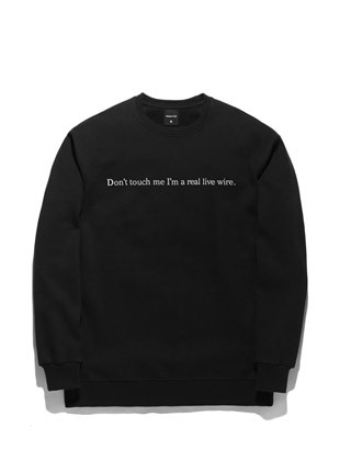 Forbee Tobby Psycho Killer sweatshirts TOB17MT341BK