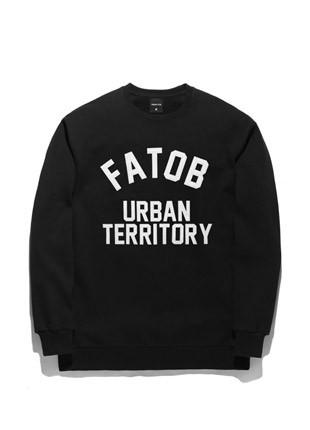Forbee Tobi Original logo sweatshirts TOB17MT342BK