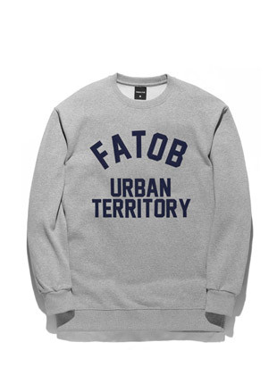 Forbee Tobi Original logo sweatshirts TOB17MT342GY