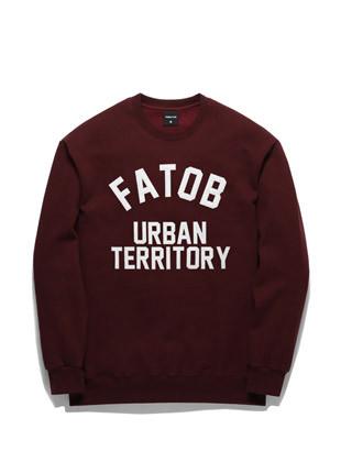 Forbee Tobi Original logo sweatshirts TOB17MT342WN