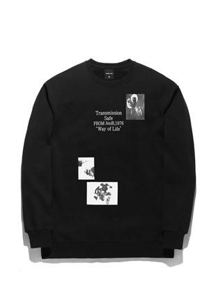 Forbee Tobby Symphony sweatshirts TOB17MT343BK