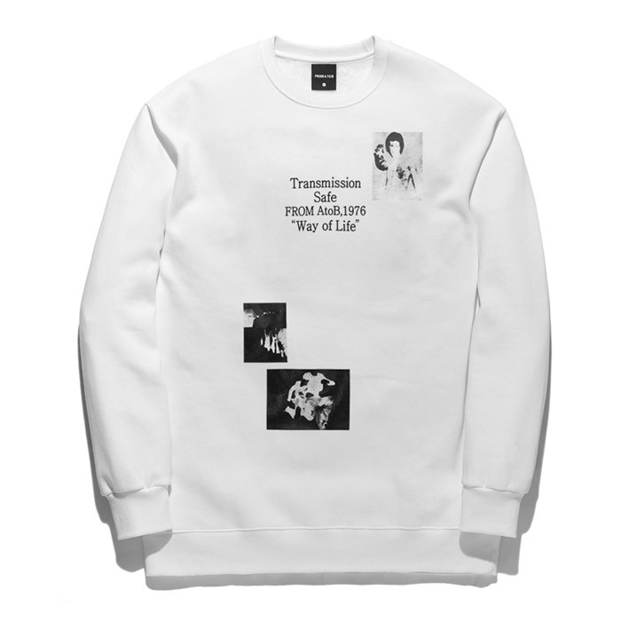 Forbee Tobby Symphony sweatshirts TOB17MT343WH