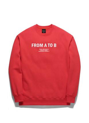 Promo i tobi Way Of Life sweatshirts TOB17MT344RD