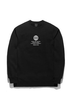 Forbee Tobby Circle sweatshirts TOB17MT346BK
