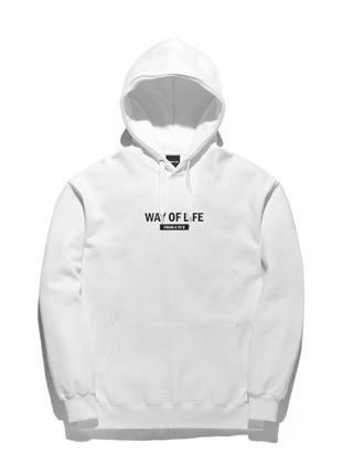 MYne Hooded T-Shirt TOB17HT241WH