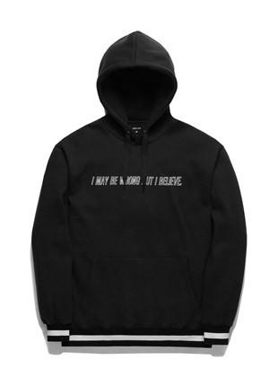 Promotee Tobii Standard logo Hooded T-Shirt TOB17HT244BK