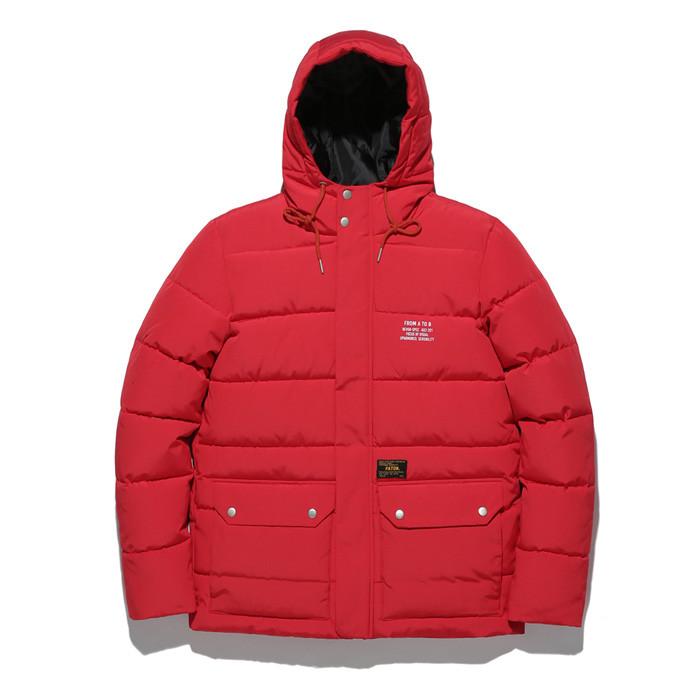 For-me-to-be minimal Padding jumper TOB18PJ003RD
