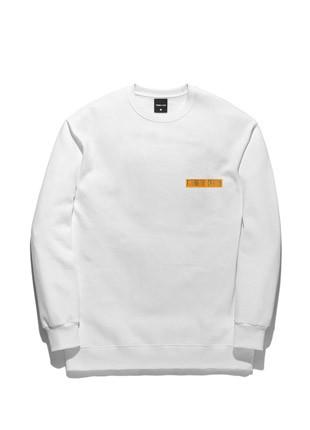 Forbee Tobikao sweatshirts TOB17MT340WH