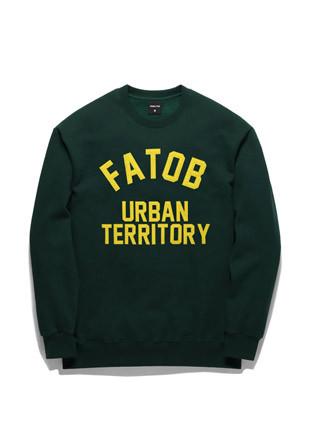 Forbee Tobi Original logo sweatshirts TOB17MT342GR