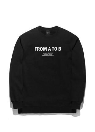 Promo i tobi Way Of Life sweatshirts TOB17MT344BK