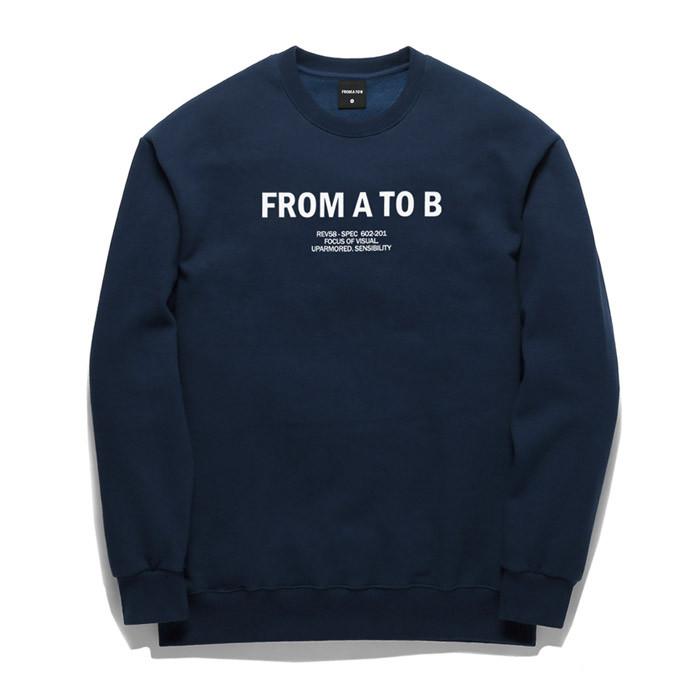 Wayne Life sweatshirts TOB17MT344NV