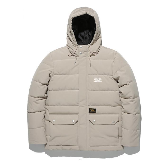 POMMY minimal Padding jumper TOB18PJ003BE