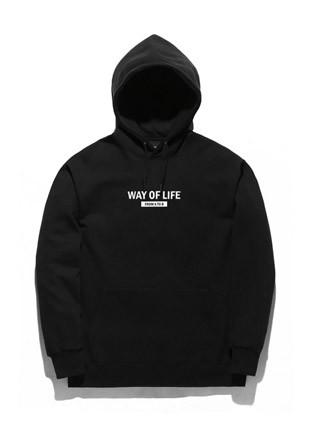 MYne Hooded T-Shirt TOB17HT241BK