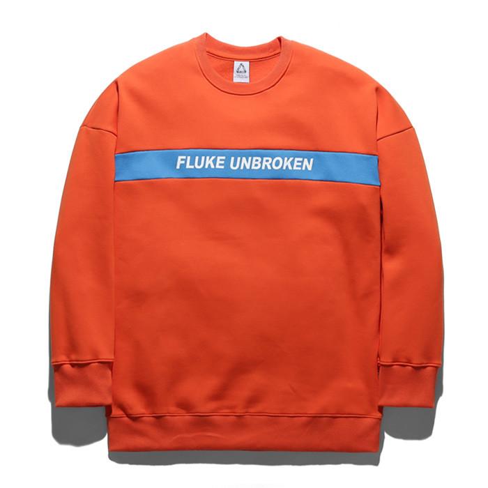 Fluke Arranger's Broken sweatshirts FMT018C341