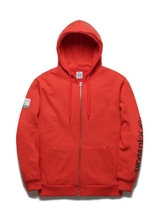 Fluke Illusion 2 Hoodies zip up FZT018C134