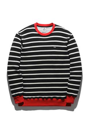 Fluke Arrange Stripe sweatshirts FMT017C351