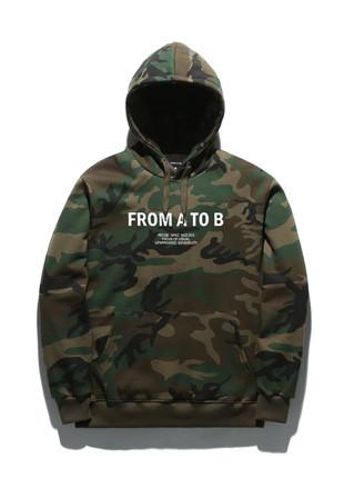 Promtee Tobikamo Signature Hooded T-Shirt TOB17HT248CM