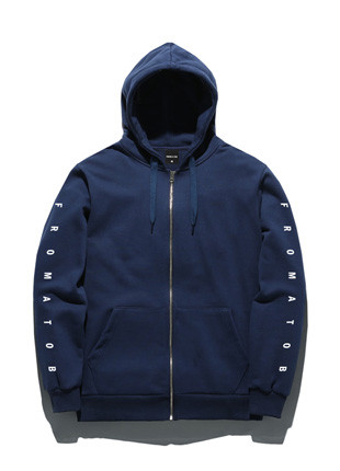 MYne Hoodies zip up TOB17ZT141NV