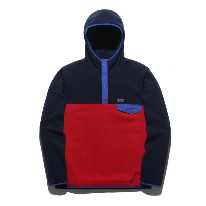 Fluke Arrange Furris Anorex Hooded T-Shirt FHT017C700