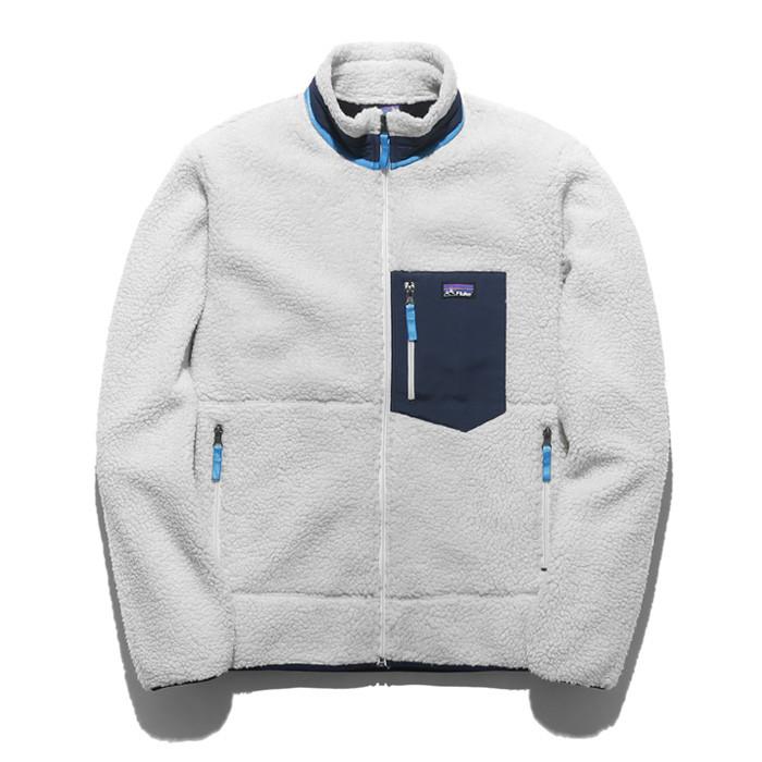 Fluke Retro Boa Furris Jacket FZT017C700