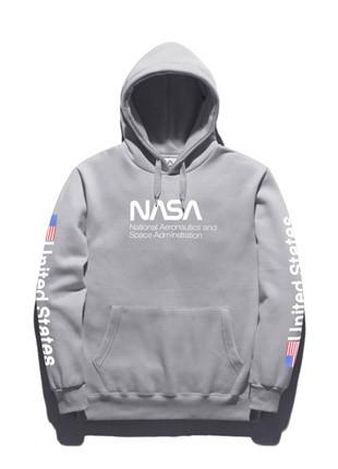 Fluke Spaceman Hooded T-Shirt FHT018C262