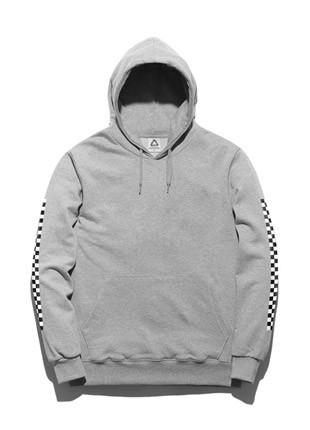 Fluke Checker Hooded T-Shirt FHT018C265