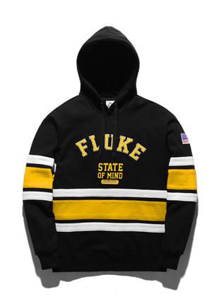 Fluke string Hooded T-Shirt FHT018C269